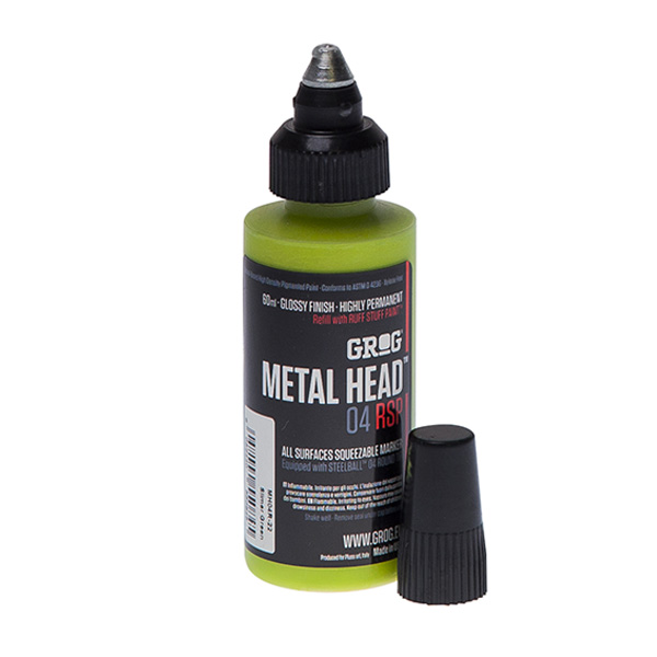 Grog Metal Head 04 RSP marker