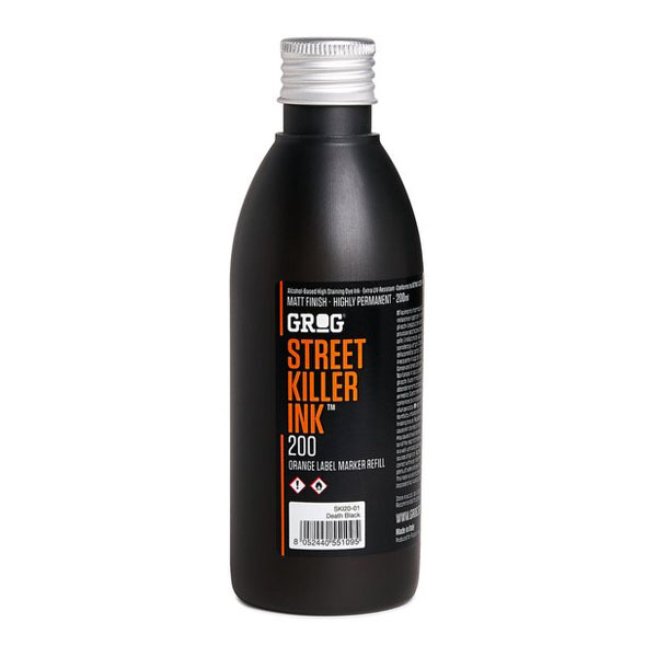 Grog Street Killer Ink 200ml refill