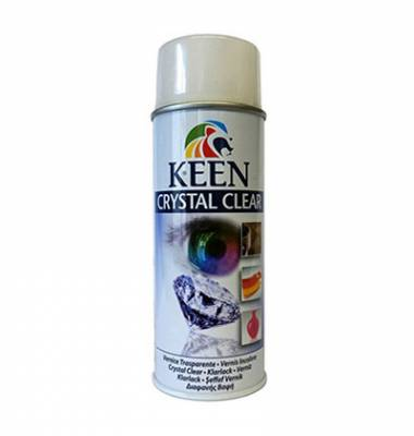 Keen Crystal Clear 400ml spraycan