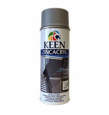 Keen Zinc Acryl 400ml spray can