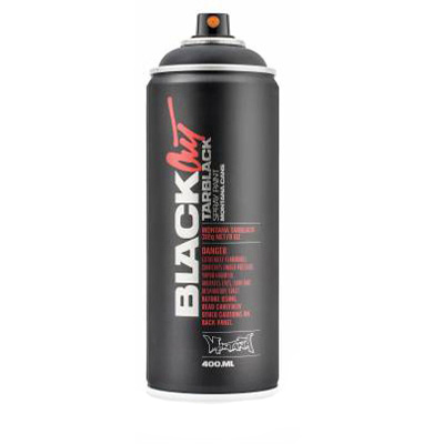 Montana BlackOut 400ml spraycan