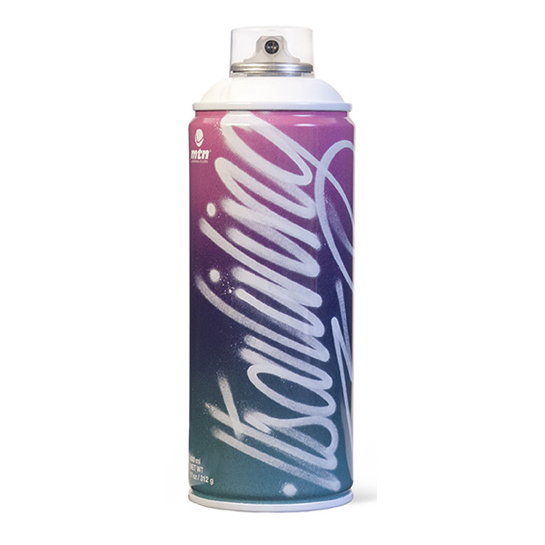 "MTN ""It's a Living"" ltd. ed. 400ml spray can"