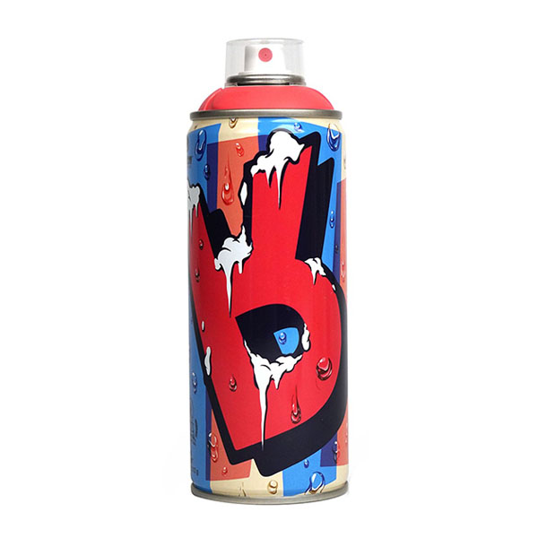 MTN Mecro ltd. ed. 400ml spray can