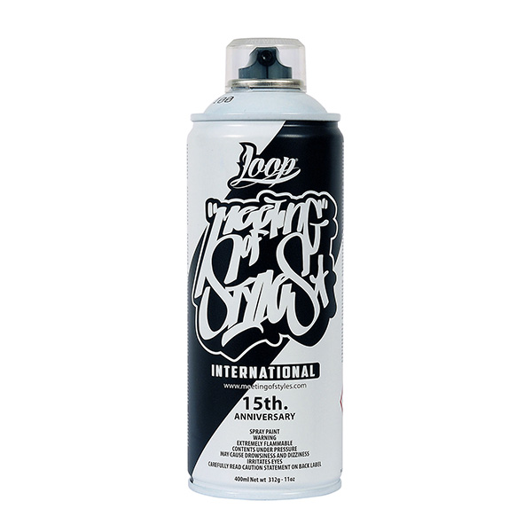 Loop Colors ''MOS'' ltd.ed. 400ml spraycan