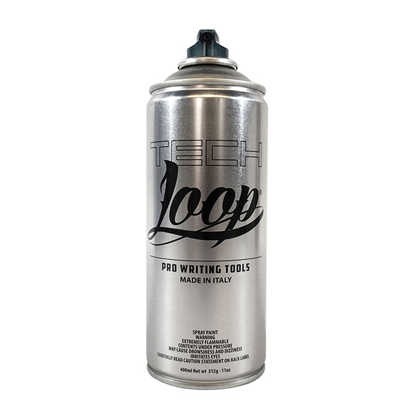 Loop Tech Varnish 400ml spraycan