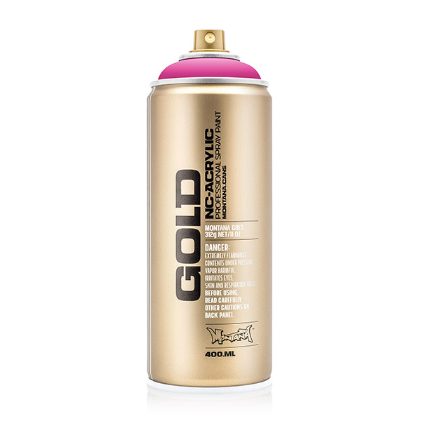 Montana Cans Gold 400ml spraycan