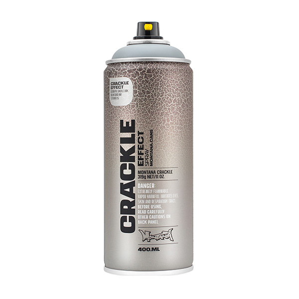 Montana Cans Crackle Effect 400ml spray can