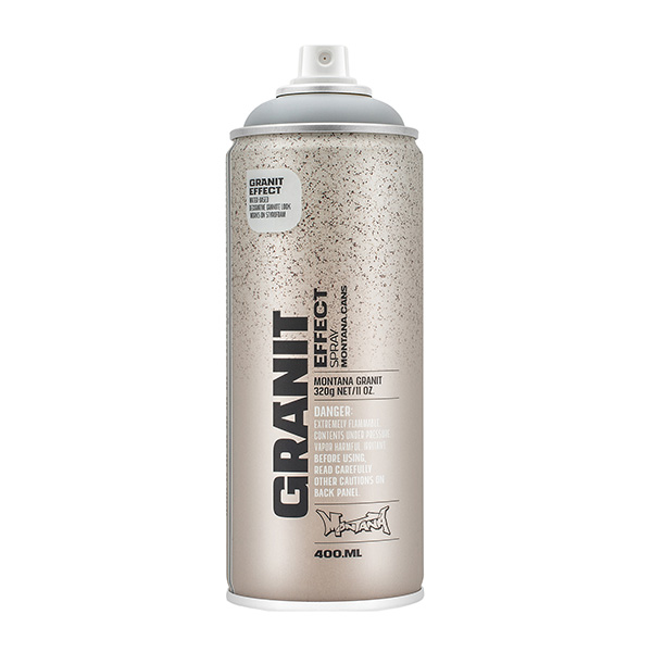 Montana Cans Granit 400ml spray can