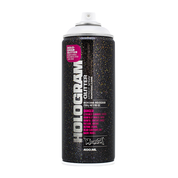 Montana Cans Hologram 400ml spray can