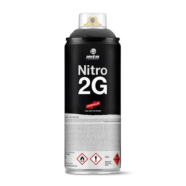 Montana Colors MTN Nitro 2G 400ml spray can