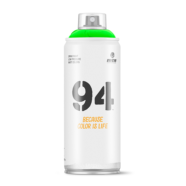 Montana Colors MTN 94 Fluo 400ml spray can