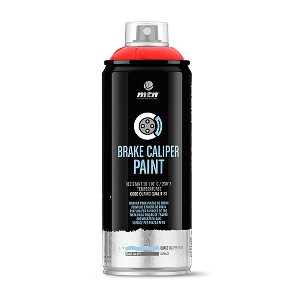 MTN PRO Brake Caliper Paint 400ml spray can