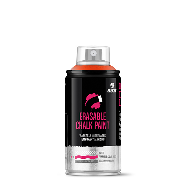 MTN PRO Erasable Chalk Paint 150ml spray can