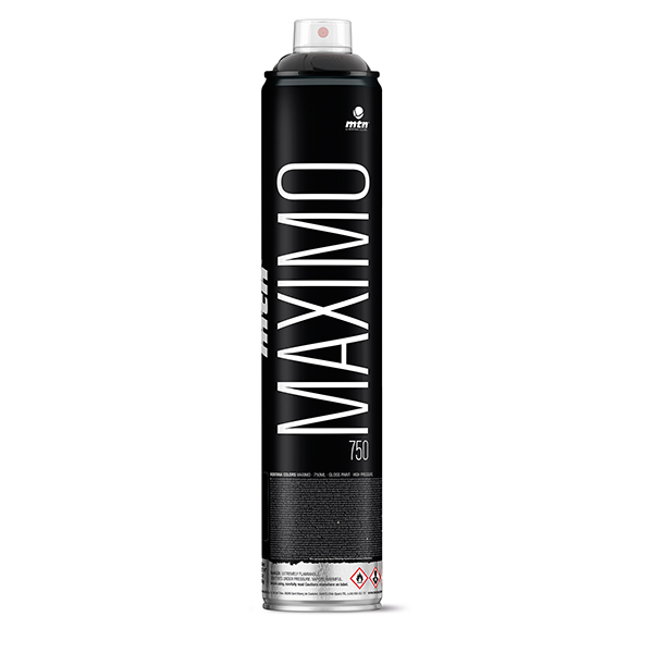 Montana Colors MTN Maximo 750ml spray can