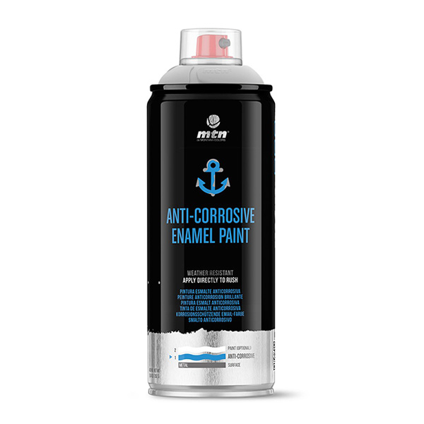 MTN PRO Anti-Corrosive Paint 400ml spray can