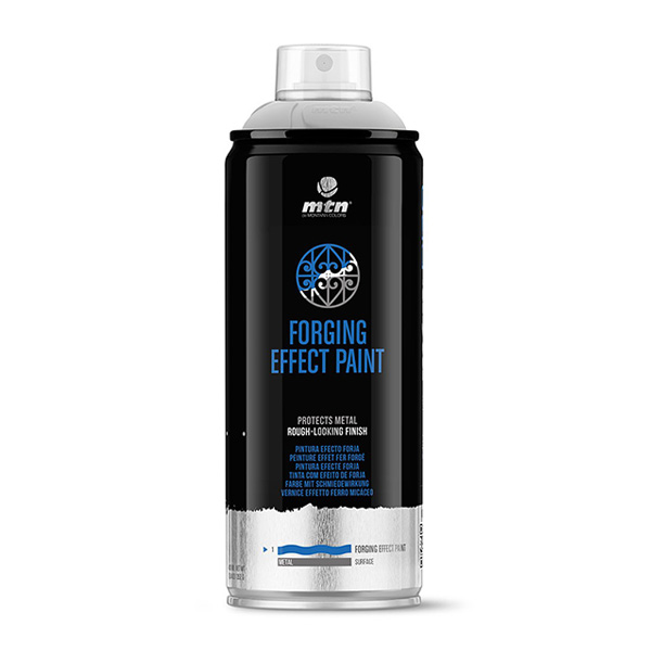 MTN PRO Forging Effect Paint 400ml spray can