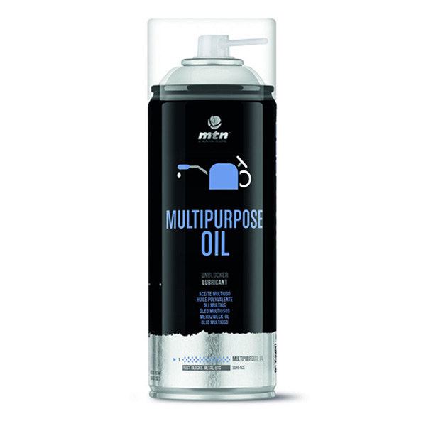 MTN PRO Multi-Porpose Oil 400ml spray can