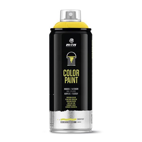MTN PRO Color Paint RAL 400ml spray can