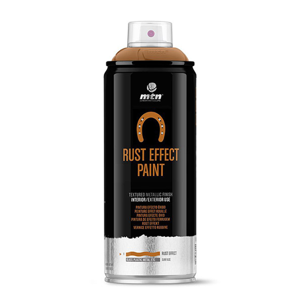 MTN PRO Rust Effect 400ml spray can