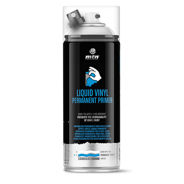 MTN PRO Liquid Vinyl Permanent Primer 400ml spraycan