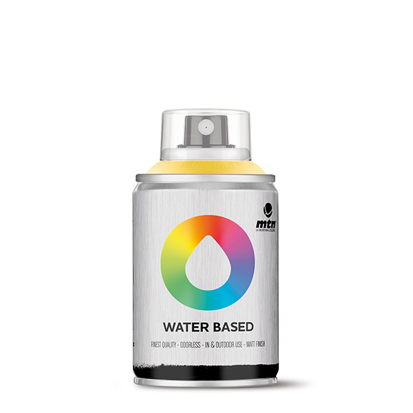 Montana Colors MTN Water Based 100ml spray can