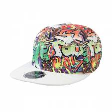 Atlantis Snap Fantasy Graffiti hat