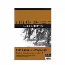 Daler Rowney Fine Grain Heavyweight 200gr pad
