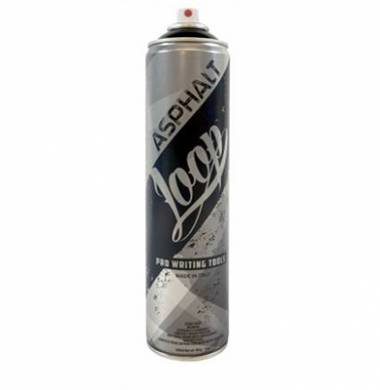 Loop Asphalt 600ml  spray can