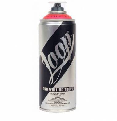 Loop Fluo 400ml spray can