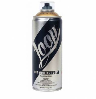 Loop Metallic 400ml spray can
