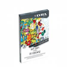 Lyra Art Pen 10pcs set