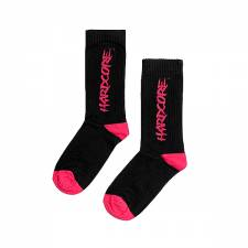 MTN Hardcore Black socks