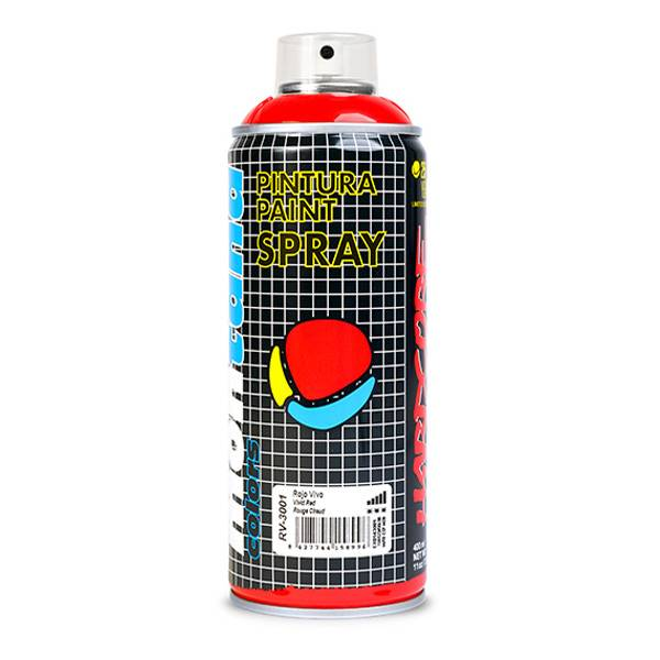 Montana Colors MTN Hardcore 25th Anniversary 400ml spraycan