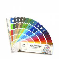 MTN Swatchbook Wated Based colorchart