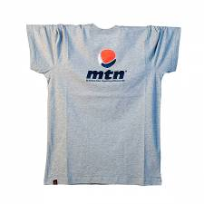 Montana Colors MTN LOGO Grey t-shirt