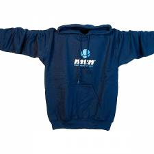 Montana Colors MTN dark blue hoodie