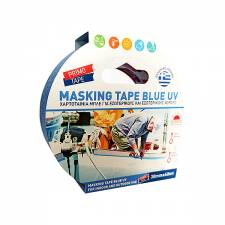 Primo Tape Masking Blue UV 30mm X 40m χαρτοταινία