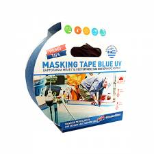 Primo Tape Masking Blue UV 48mm X 40m χαρτοταινία