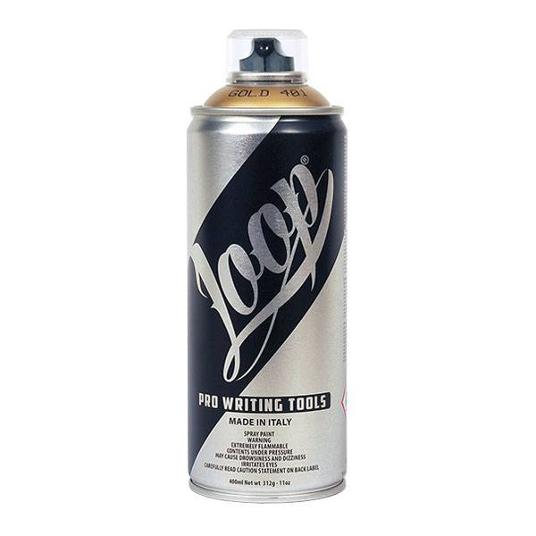 Loop Colors Metallic 400ml spray can