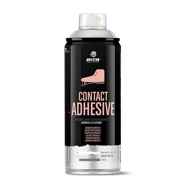 MTN PRO Contact Adhesive 400ml spray can
