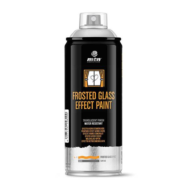 MTN PRO Frosted Glass Effect 400ml spray can