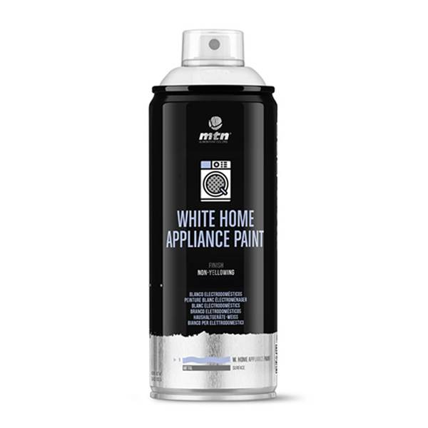 MTN PRO White Home Appliance Paint 400ml spray can