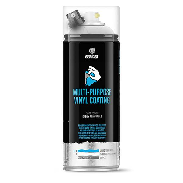 MTN PRO Multi-purpose Vinyl Coating 400ml spray can