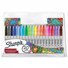 Sharpie Fine 20pcs set