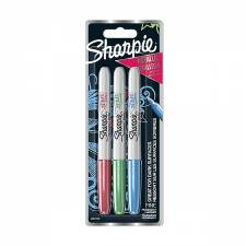 Sharpie Fine Metallic B 3pcs set