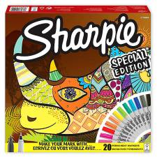 Sharpie Rhino 20pcs box