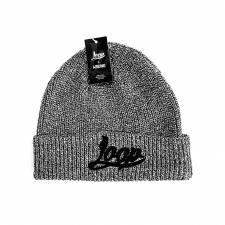 Loop Colors Grey beanie