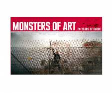 Monsters Of Art book