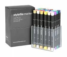 Stylefile Marker Main B 24pcs set