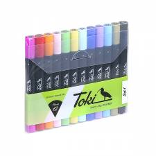 Toki Layoutmarker 12 pcs set